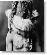 Navajo Mask, C1905 Metal Print