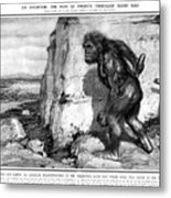 Neanderthal Man Metal Print