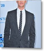 Neil Patrick Harris At Arrivals For The Metal Print by Everett