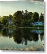 New England Scenery Metal Print