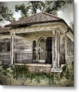 New Orleans House No. 7 Metal Print