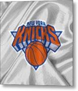 New York Knicks Metal Print