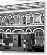 newhall place and the vaults bar and restaurant Birmingham UK Metal Print