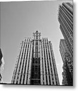 Nyc Buildings Metal Print