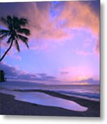 Oahu, North Shore Metal Print