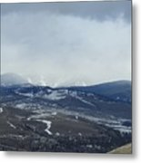 Obscure Horizons  Metal Print