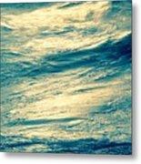Ocean Serenity Metal Print