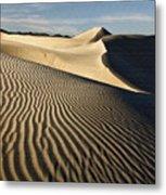 Oceano Dunes II Metal Print