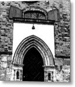 Old Cathedral In Turku Metal Print