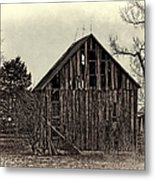 Old Days Metal Print