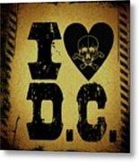 Old D.c. Metal Print