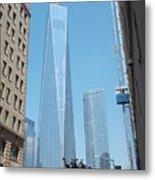 One World Trade Center 4 Metal Print