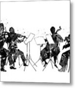 Orchestra Metal Print