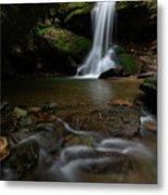 Otter Falls - Seven Devils, North Carolina Metal Print