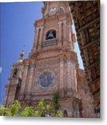 Our Lady Of Guadalope, Puerto Vallareta Metal Print