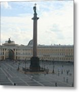 Palace Place - St. Petersburg Metal Print