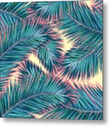 Palm Trees  Metal Print by Mark Ashkenazi