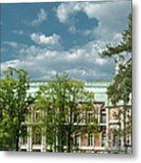 Panorama Of The Museum-estate Tsaritsyno Metal Print