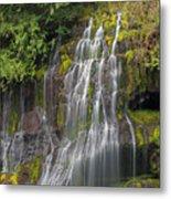 Panther Creek Falls Metal Print