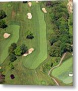 Philadelphia Cricket Club Wissahickon Golf Course 12th Hole Metal Print