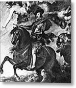 Philip Iv (1605-1665) Metal Print