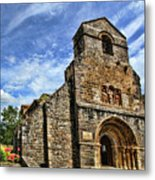 Piasca Iglesia De Santa Maria _img 8461a Metal Print