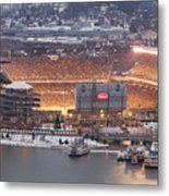 Pittsburgh 4 Metal Print