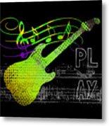 Play 1 Metal Print