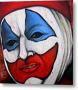 Pogo The Clown Metal Print