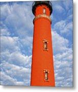 Ponce Lighthouse Metal Print
