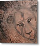 Praying For Daniel Metal Print