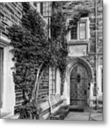 Princeton University Foulke Hall II Metal Print