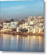Pushkar - India Metal Print