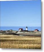 Race Point Lighthouse Metal Print
