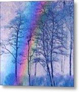 Rainbow Magic Metal Print