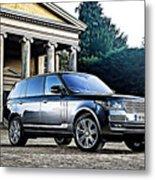 Range Rover Metal Print