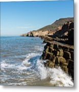 Point Loma Tide Pools Area Metal Print