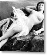 Reclining Nude, C1895 Metal Print