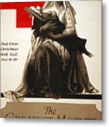 Red Cross Poster, C1918 Metal Print