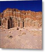 Red Rock Canyon Mojave Desert Metal Print