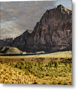 Red Rock Canyon Metal Print
