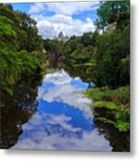 Reflected View 2 Metal Print