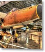Republic F-105, Thunderchief Metal Print
