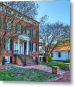 Riddicks Folly House Museum  Metal Print