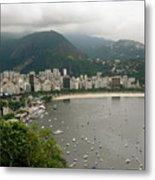 Rio De Janeiro Vi Metal Print