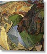 Rivera 10 Diego Rivera Metal Print