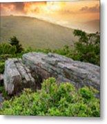 Roan Highlands - Flames And Flares  Metal Print