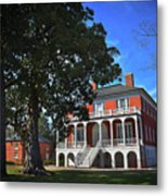 Robert Mills House, Sc Metal Print