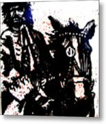 Rogue Of The Road Metal Print