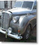Rolls Royce Silver Wraith Metal Print